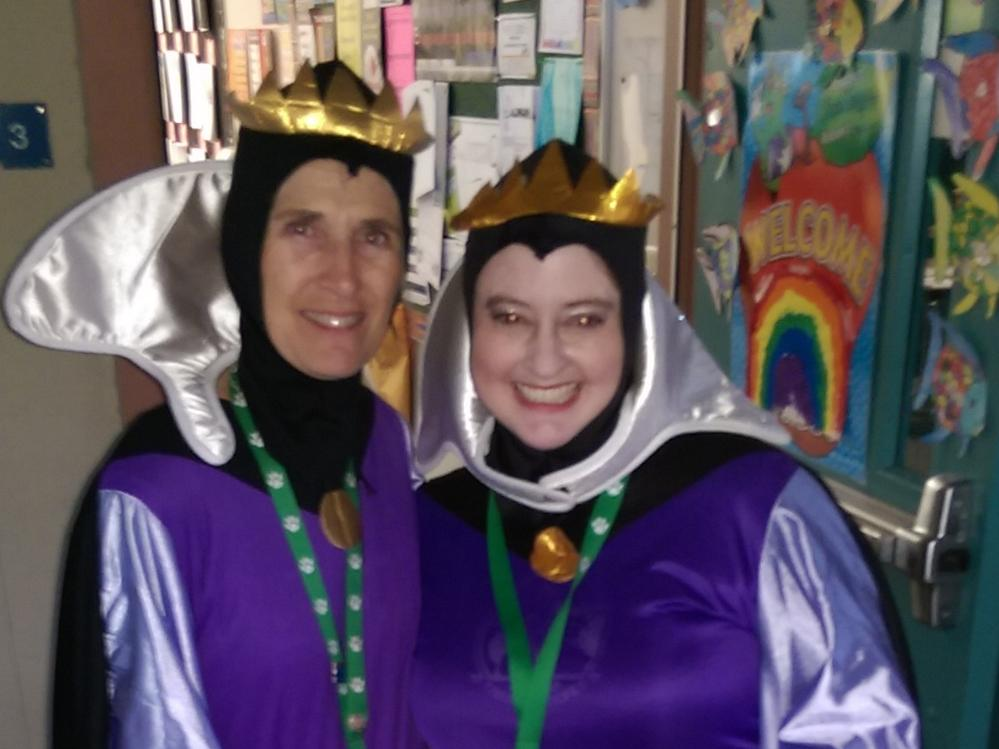 Jones and Robinson Wicked Queen