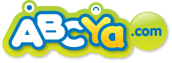Image displayed of the ABCYa.com logo that connects you to the ABC Ya program.