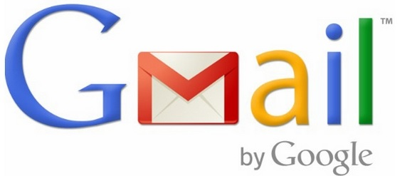 Image displayed of the GMAIL account logo that connects to a GMAIL page.
