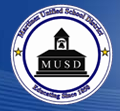Image displayed of the Martinez Unified School District logo.