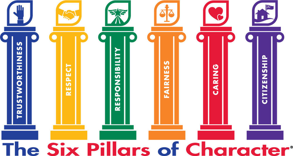6 Pillars of Character