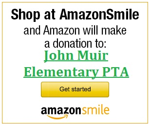 Amazon Smile Fundraising  Shop Amazon Smile and Amazon will make a donation to John Muir Elementary PTA - Click to get Started